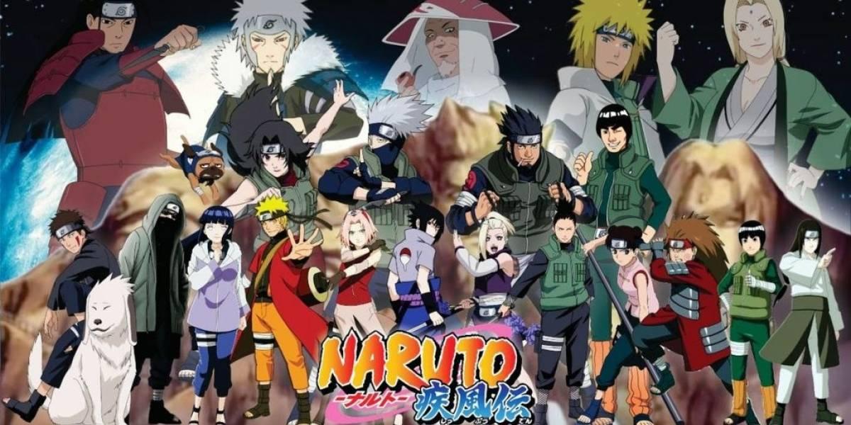 ETC TV anuncia el estreno de Naruto