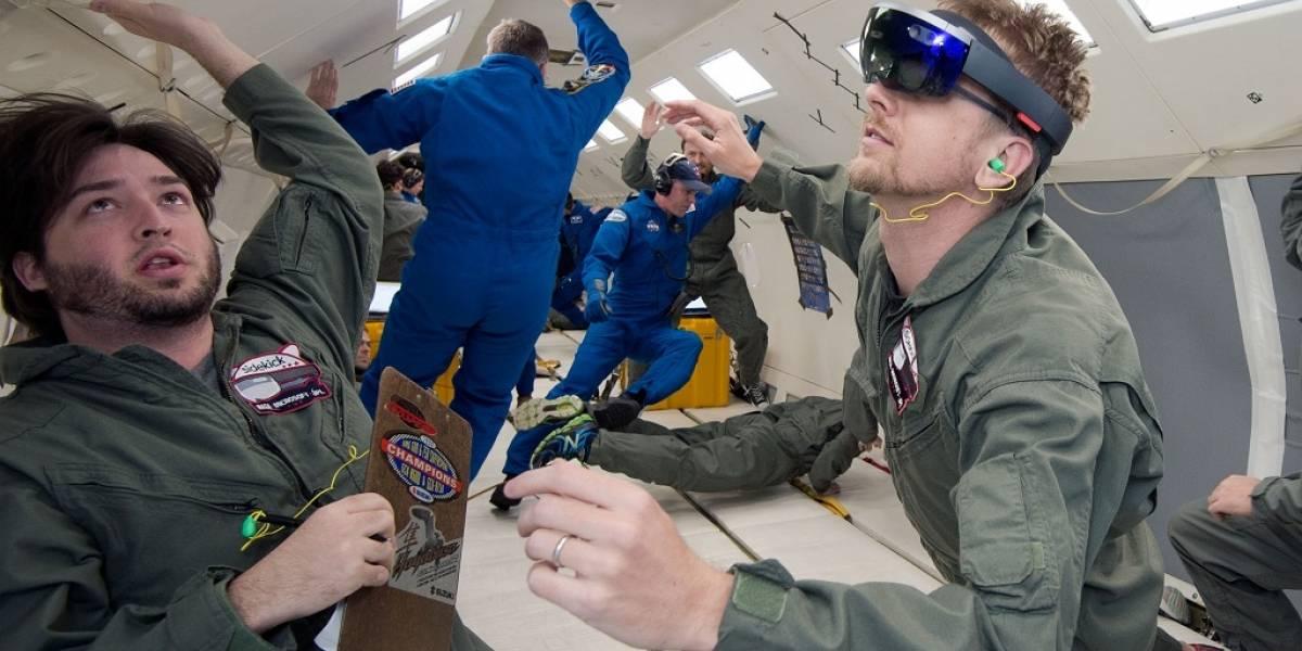 Microsoft trabaja en proyecto para potenciar HoloLens en la Estación Espacial Internacional