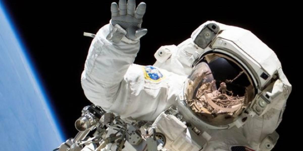 Estudio de la NASA afirma que los viajes espaciales afectan la vista