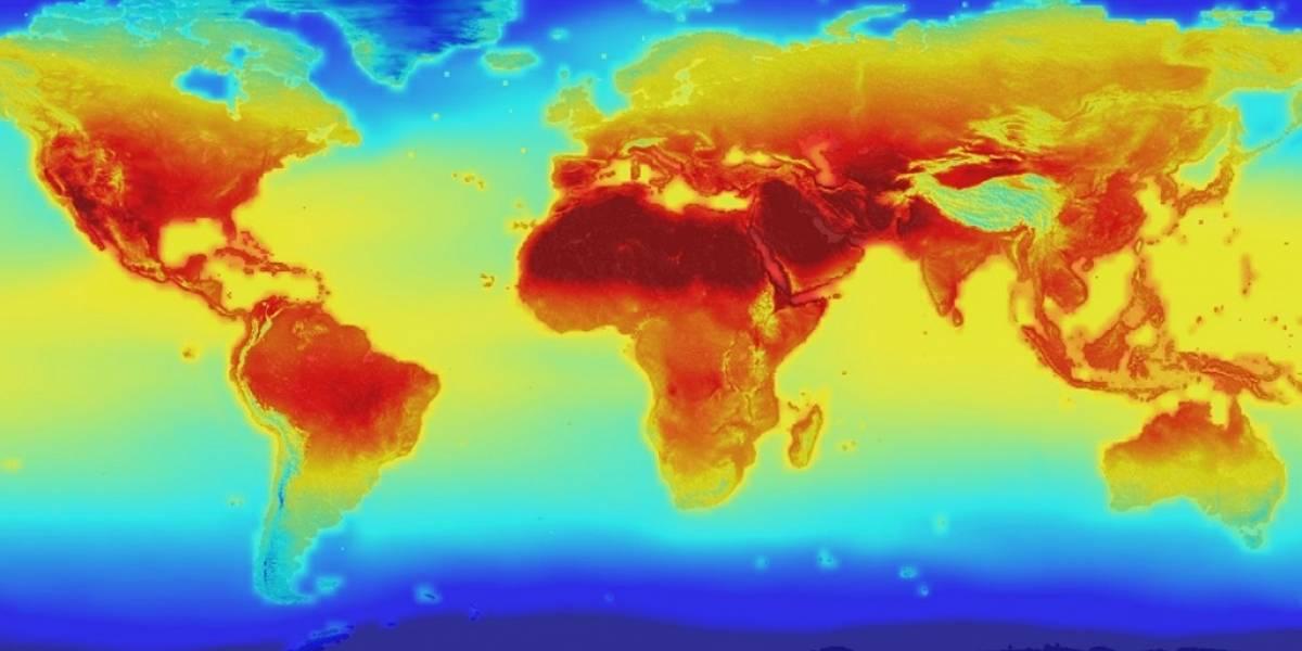 La NASA predice cómo será la Tierra en el año 2100