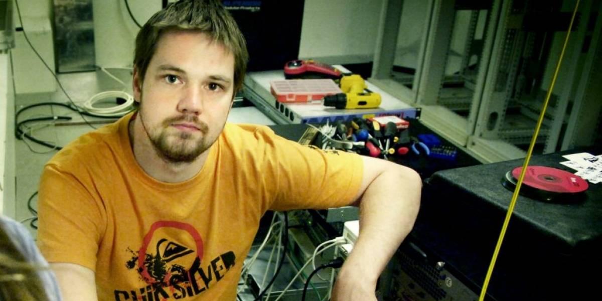 Fredrik Neij, cofundador de Pirate Bay, es puesto en libertad