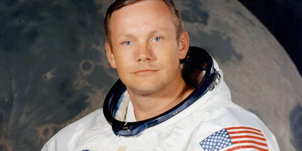 Realizarán película biográfica de Neil Armstrong