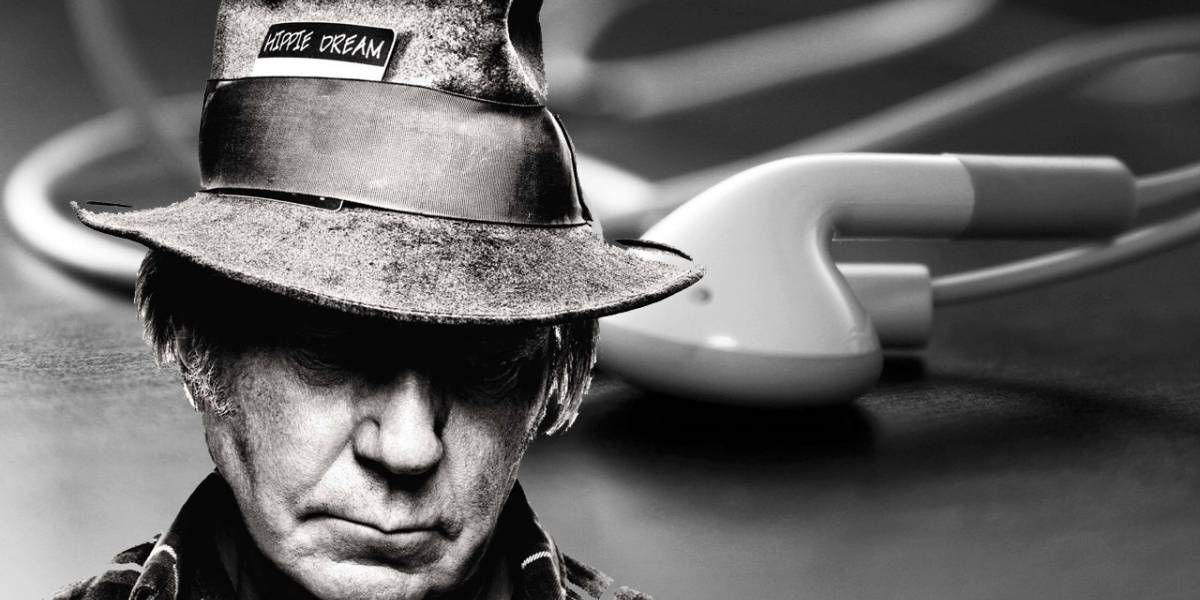 Neil Young va contra Spotify con Xstream