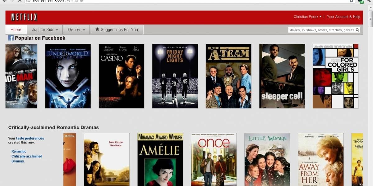 Netflix pospone sus planes de expansión por Europa