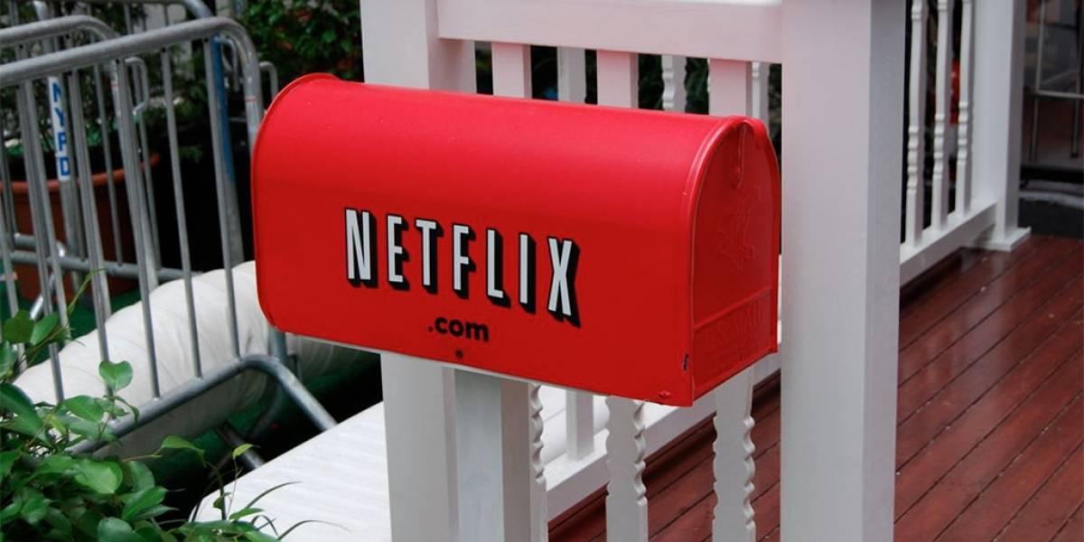 Netflix ya supera un tercio del tráfico de Internet de EE. UU.