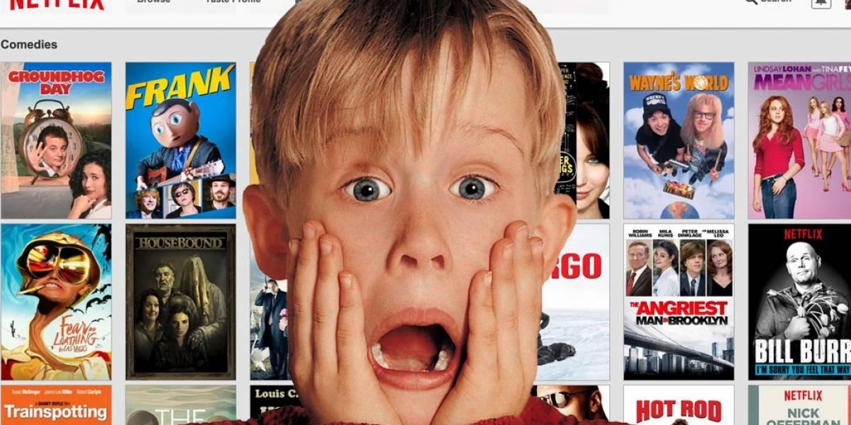 Netflix está considerando la reproducción de contenido sin conexión