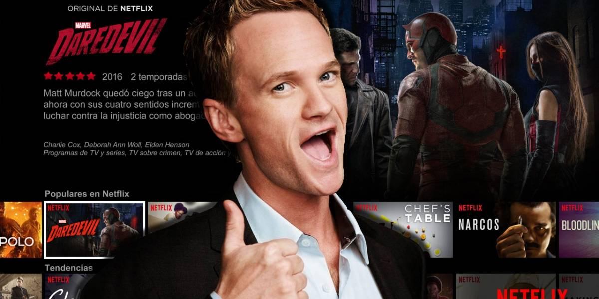 Netflix eliminará su sistema de estrellas por uno de pulgares