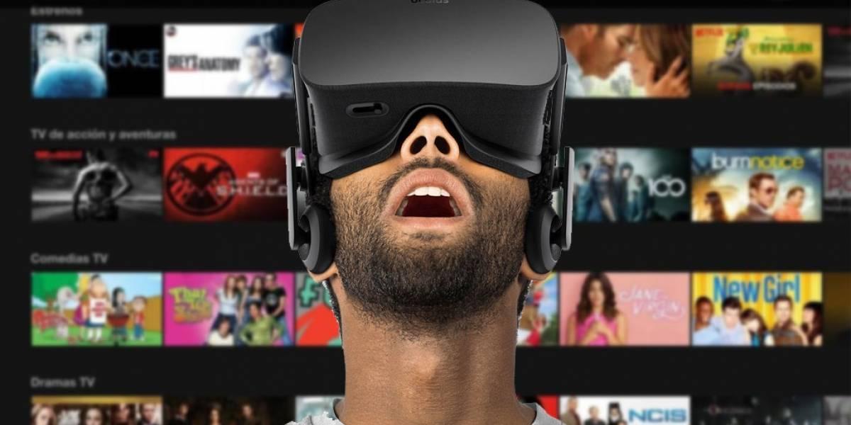 Netflix confirma que no está listo para invertir en Realidad Virtual