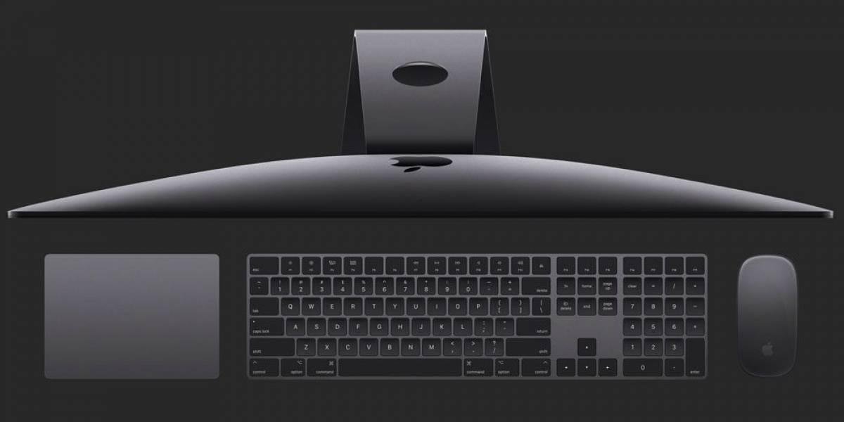Accesorios del iMac Pro son vendidos hasta un 500% más caros en eBay