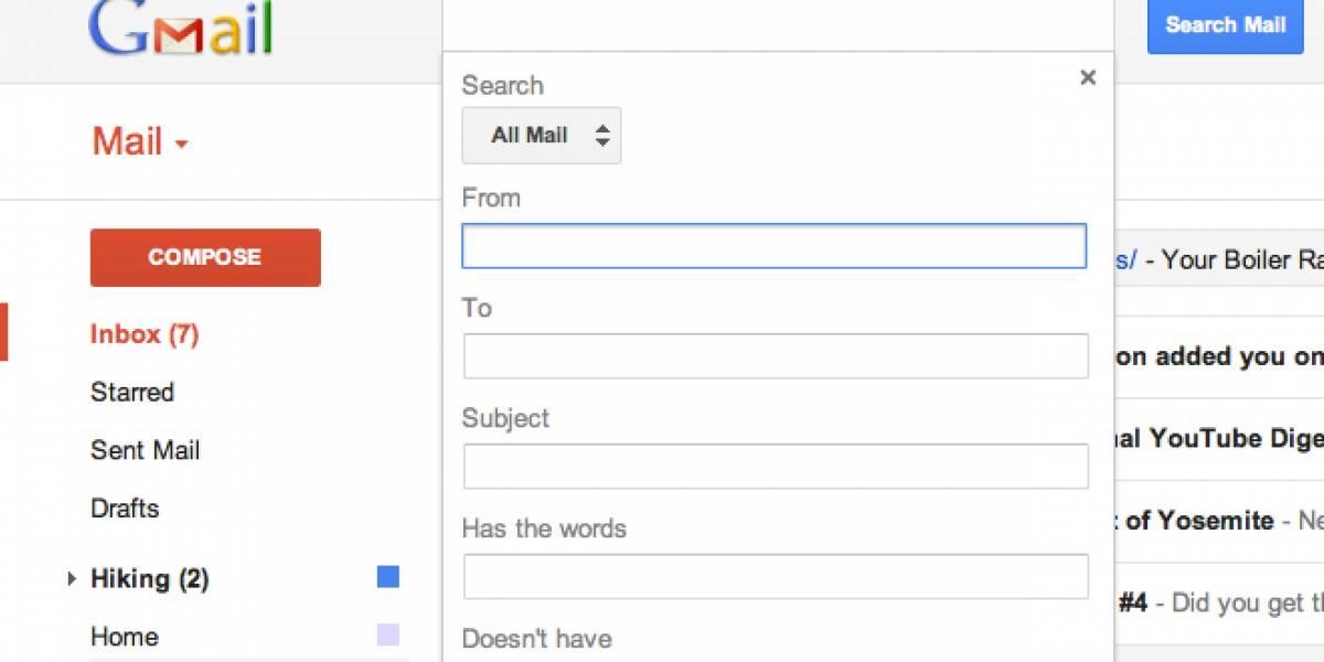 Ya se puede activar el nuevo look de Gmail