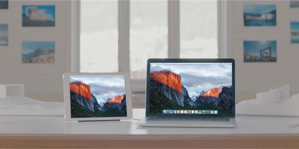 Puedes tener un Touch Bar en tu antiguo MacBook con Duet Display