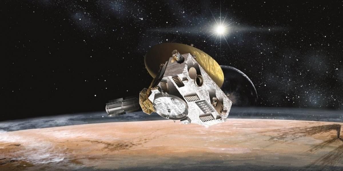 Nasa retoma comunicación con sonda New Horizons cerca de Plutón