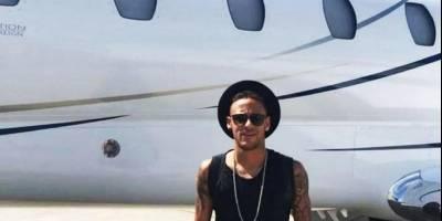 7º - Neymar tem um Embraer Legacy 450 avaliado em 12,2 milhões euros