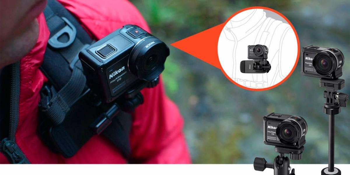 Nikon presenta nuevas cámaras deportivas KeyMission