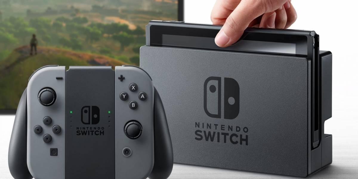 Nintendo Switch, la nueva gran apuesta de Nintendo