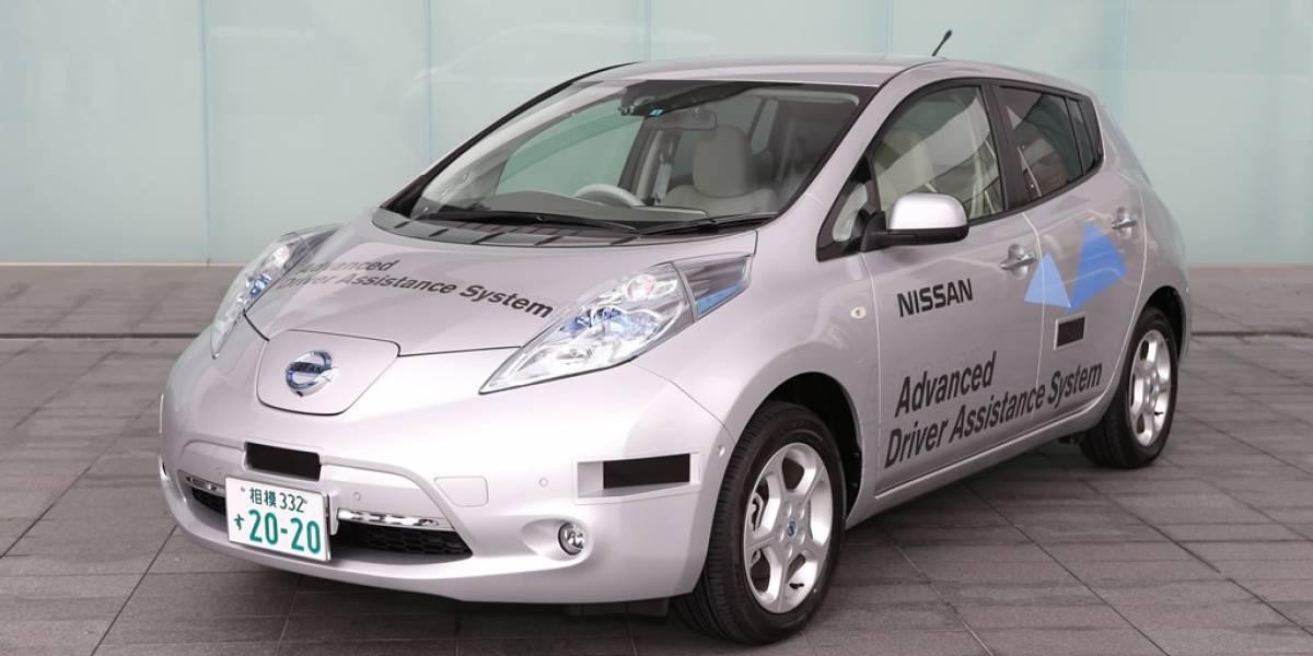 Nissan reitera que tendrá vehículos de conducción autónoma en el año 2020