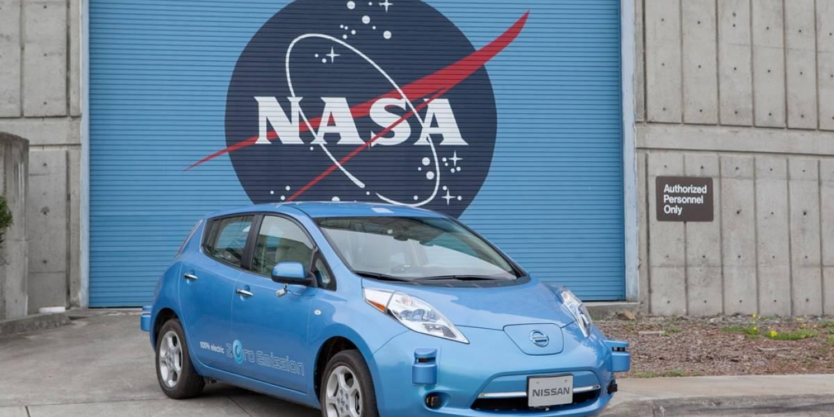 Nissan y la NASA se asocian para construir vehículos autónomos