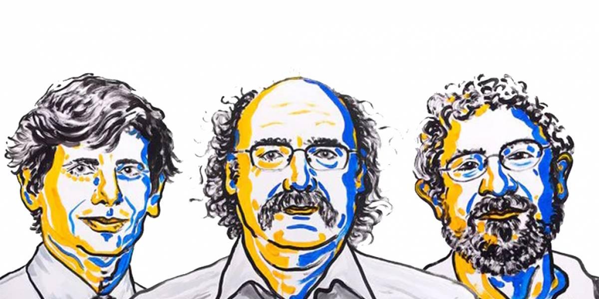 Tres británicos reciben el Premio Nobel de Física de este año