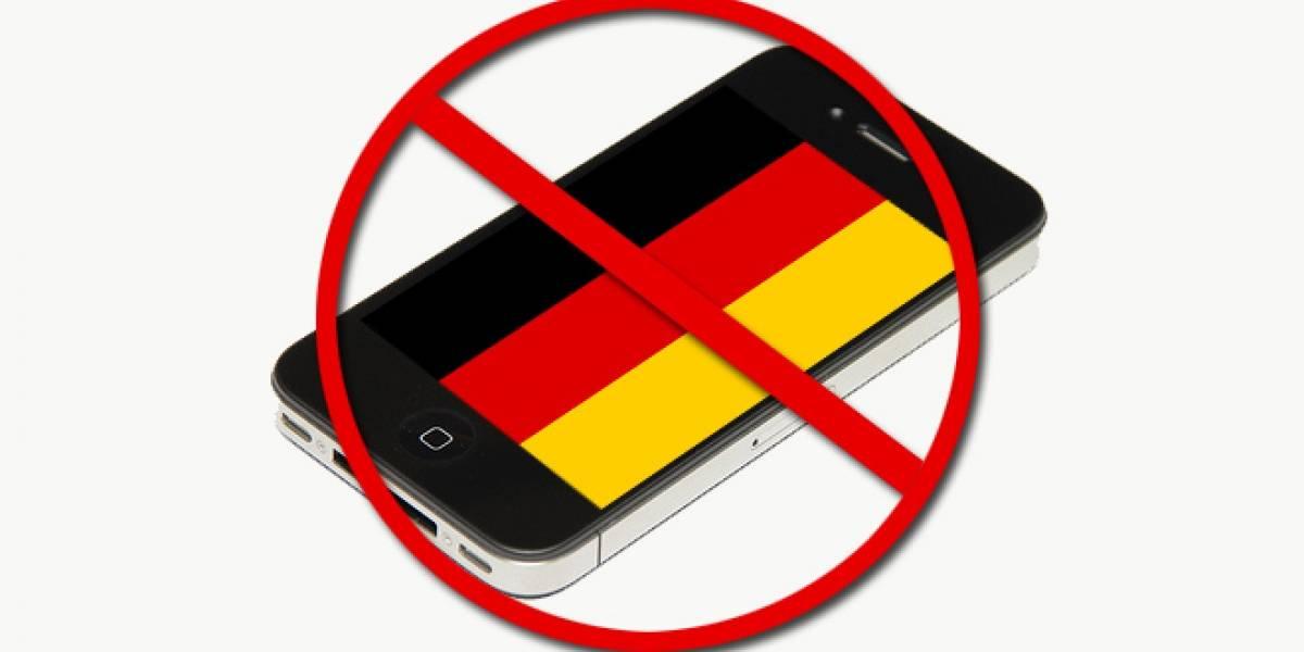 Motorola consigue paralizar la venta de productos Apple en Alemania