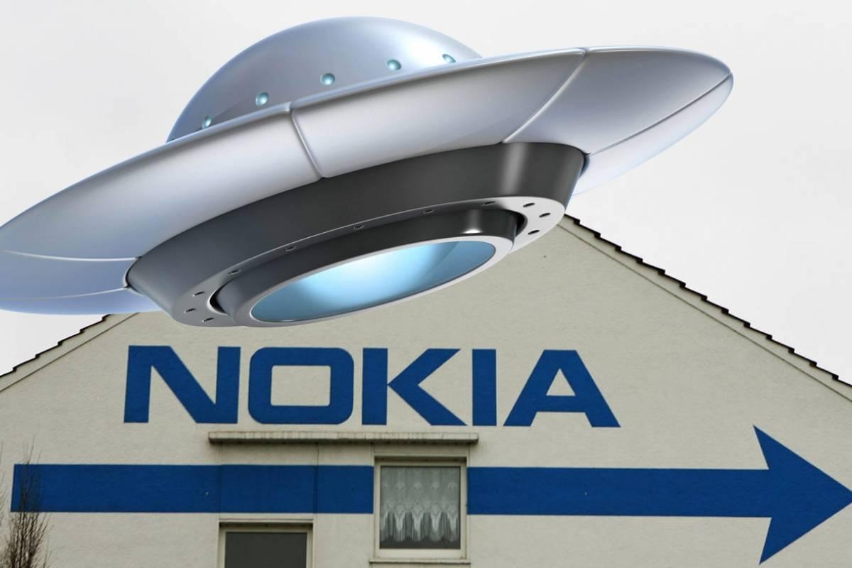 Nokia va a fabricar drones con un nombre ridículo