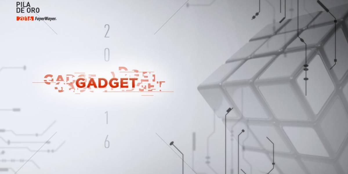 Vota por el gadget del año [Pila de Oro]
