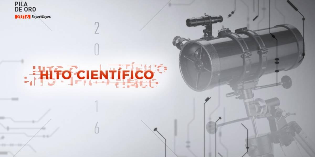 Vota por el Hito Científico de 2016 [Pila de Oro]