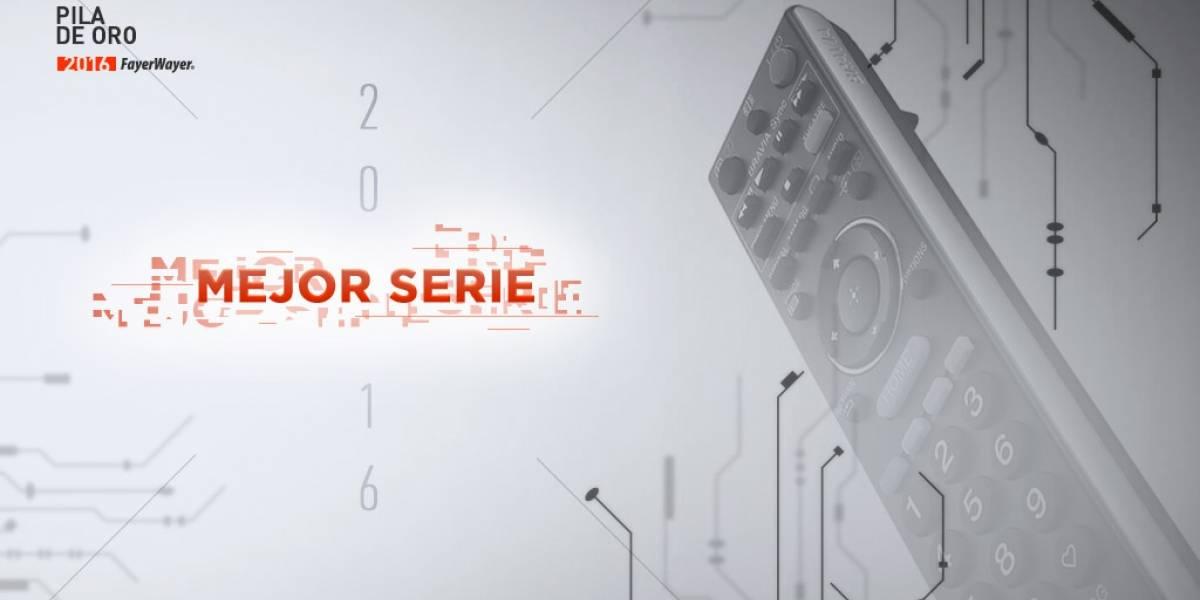 Vota por la Serie del 2016 [Pila de Oro]