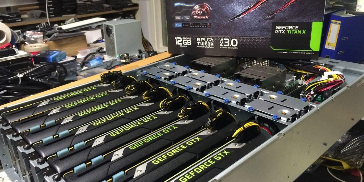 Precios de GPUs bajarían recién a mediados del 2018