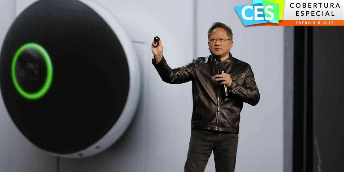 Nvidia lleva a Google Assistant a todos los cuartos de tu casa #CES2017
