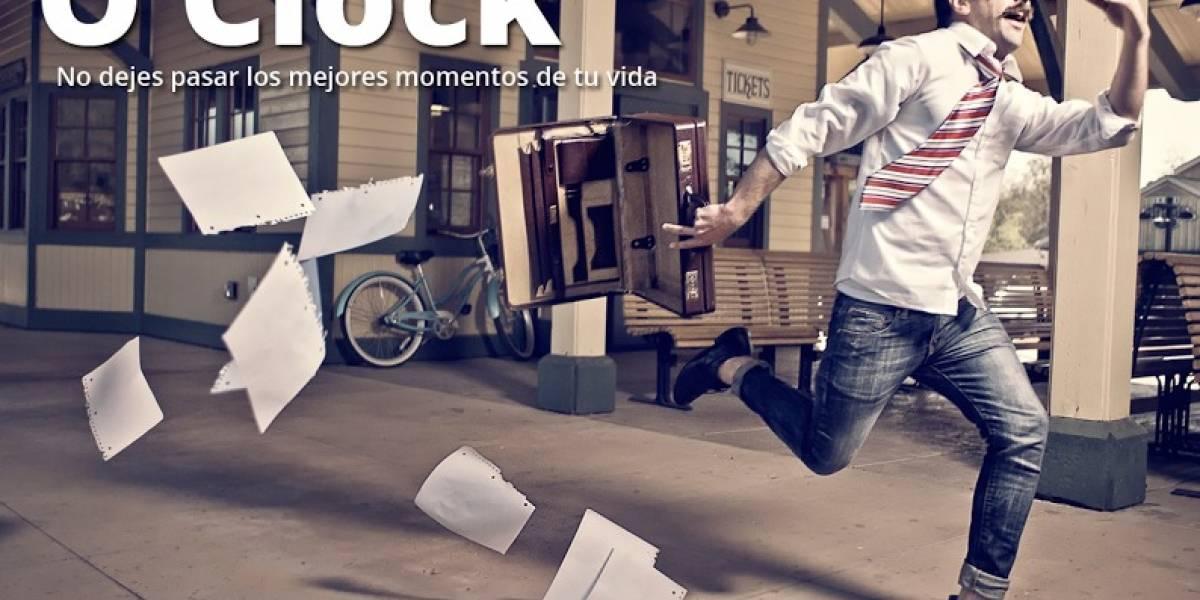 O'Clock, la startup chilena para programar cuentas regresivas sociales [FW Startups]