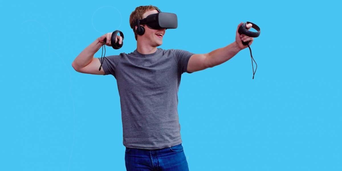 Zuckerberg presentará lo más nuevo de Oculus #oculusconnect