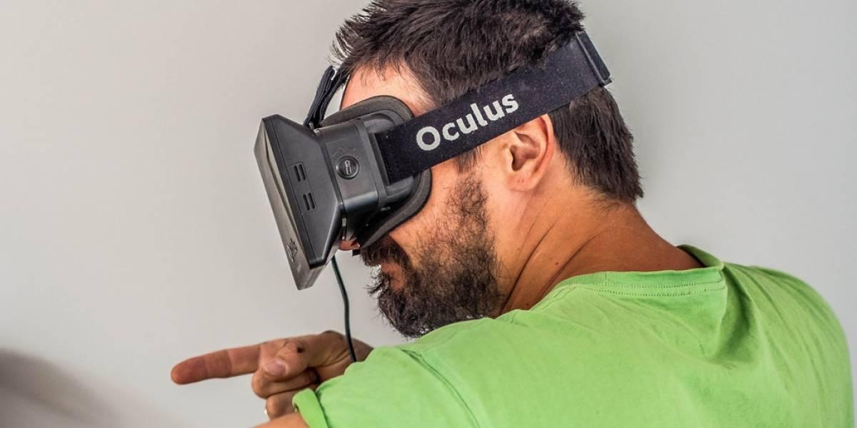 DARPA utilizará interfaz en Oculus Rift para combatir ataques cibernéticos