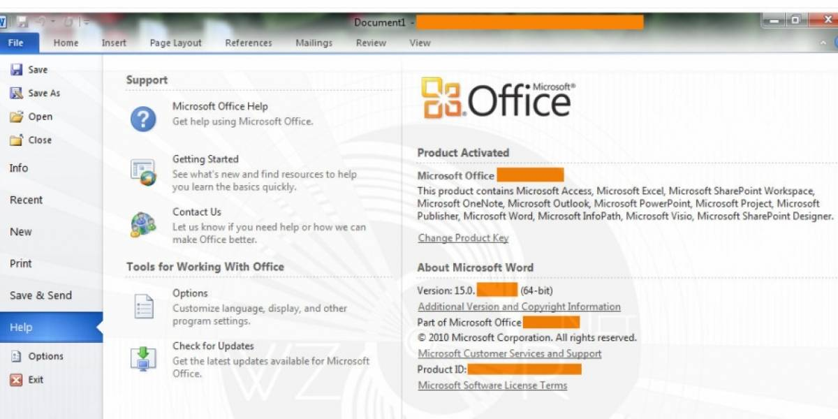 Futurología: Microsoft lanzará la primera beta de Office 15 en enero