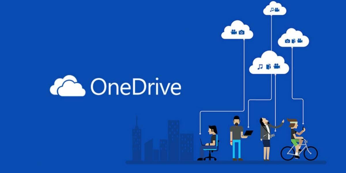 Aplicación universal de OneDrive llegaría en las próximas semanas