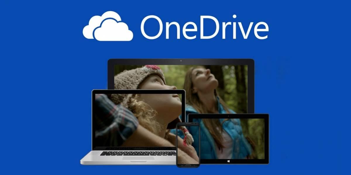 OneDrive ya permite limitar velocidades de subida y descarga en Windows 10