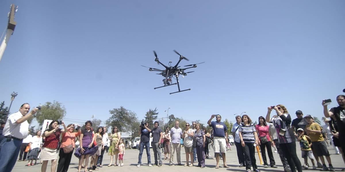 Qué significa realmente tener licencia y ser operador de drones en Chile [AUDIO]