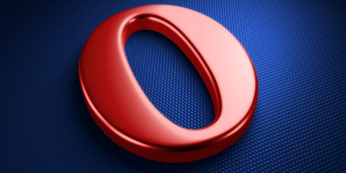 Opera asegura mejor eficiencia energética que Chrome