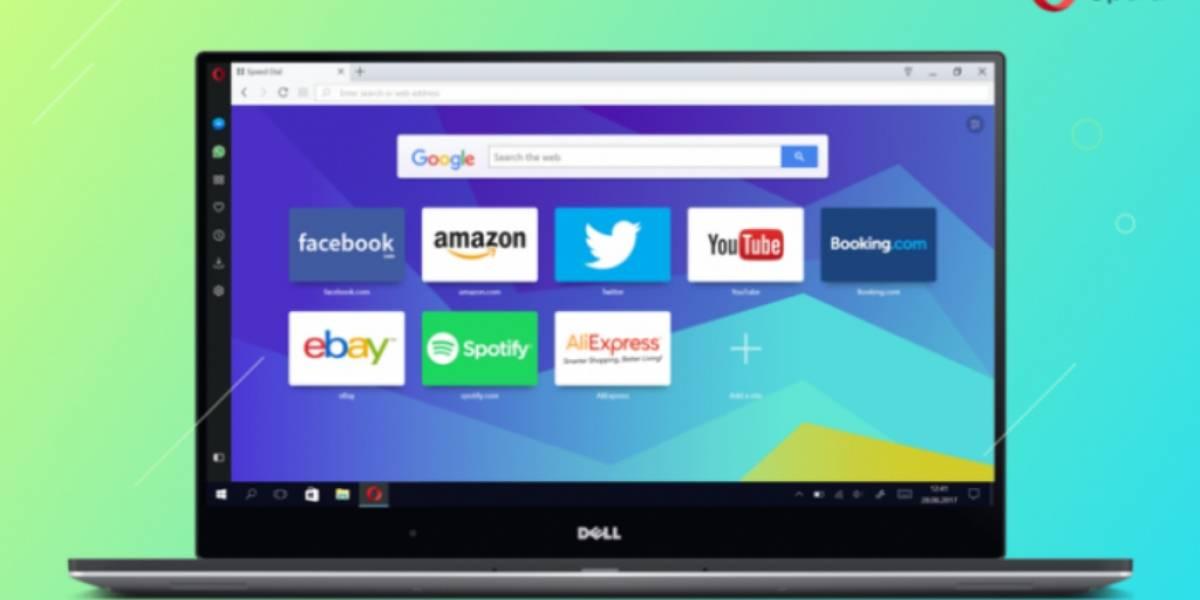 Opera 47 disponible con mejoras de usabilidad