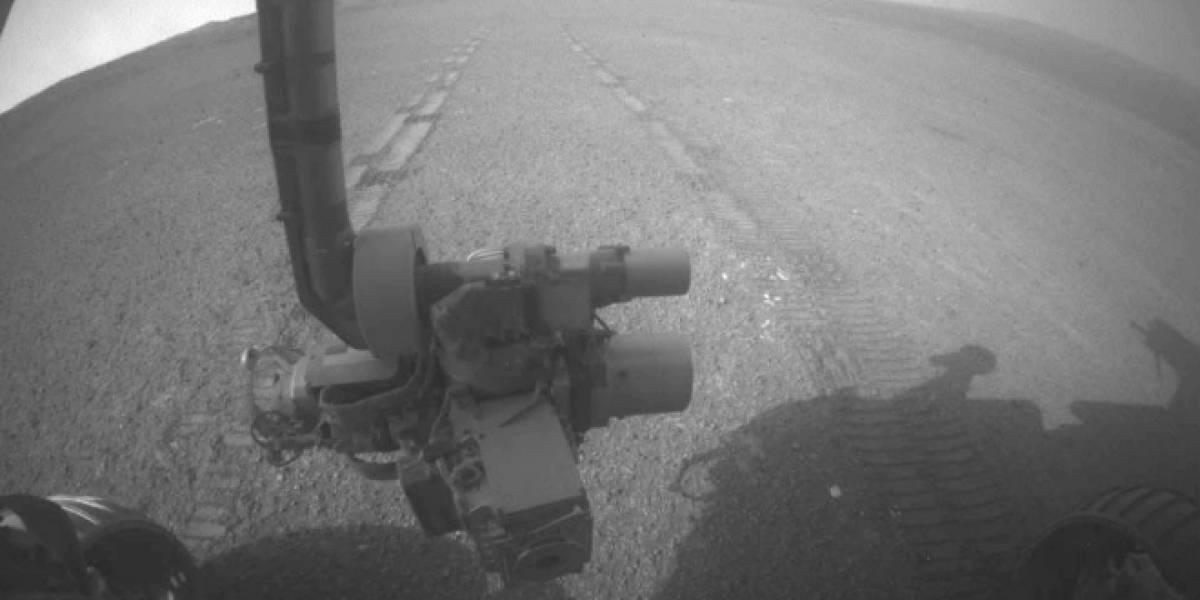 Opportunity rompe récord de EE.UU. de distancia recorrida fuera de la Tierra