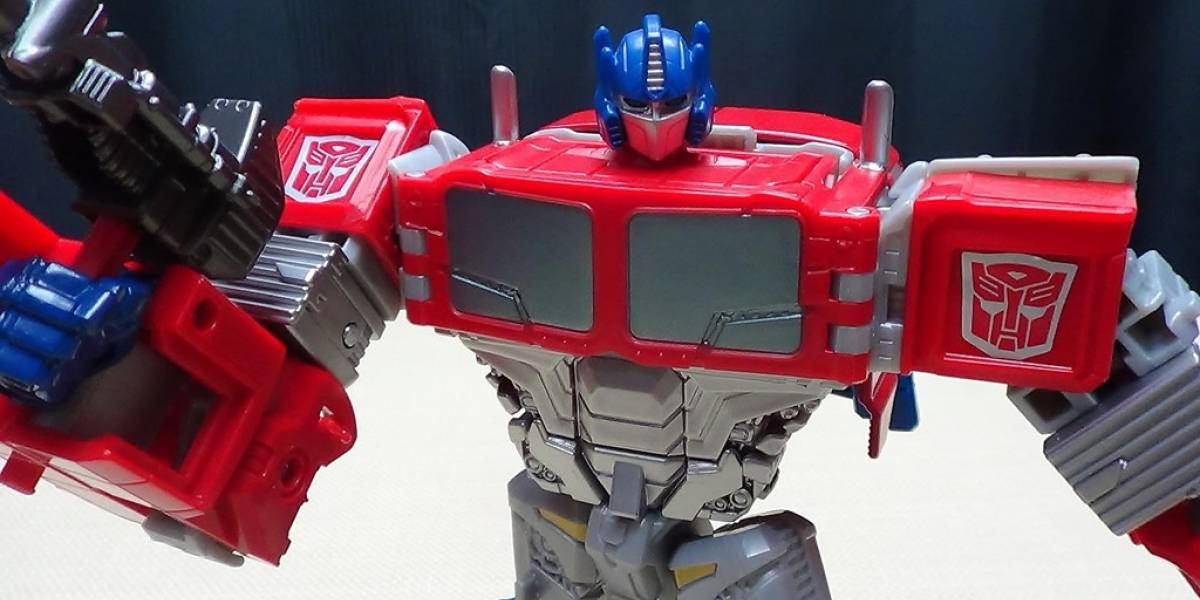 Nueva serie animada de los Transformers se transmitirá en línea #SDCC