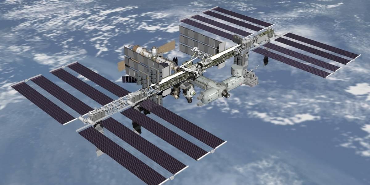 Alarma en la Estación Espacial Internacional por probable fuga de amoniaco