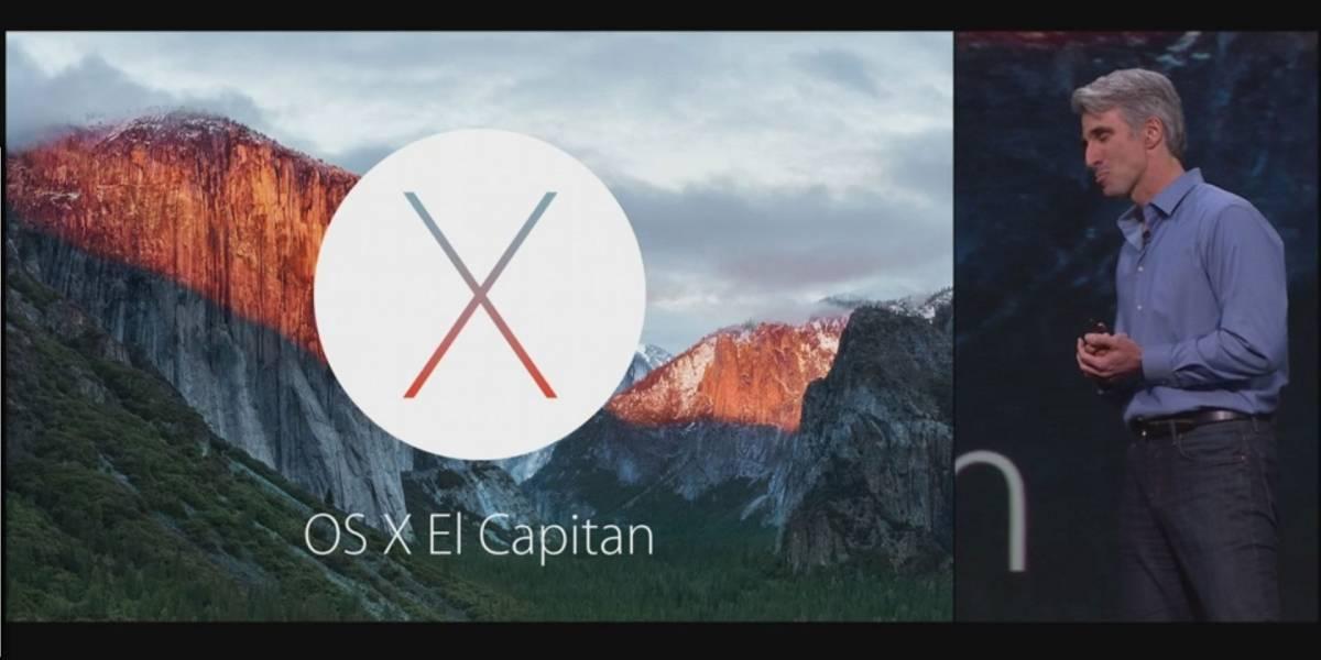 Así funciona la verificación de dos pasos en OS X El Capitan y iOS 9