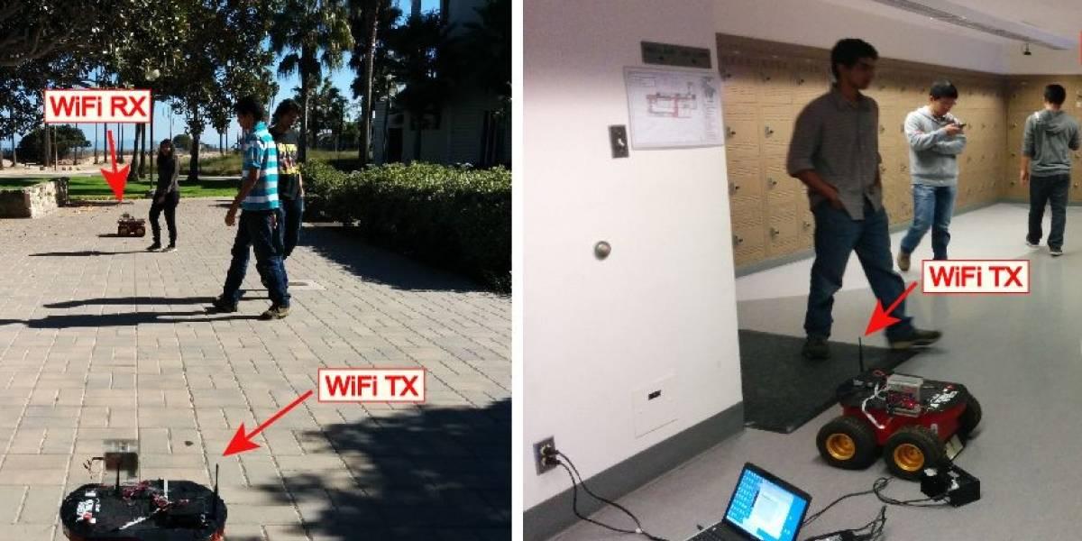Desarrollan método para contar personas usando solo redes Wi-Fi