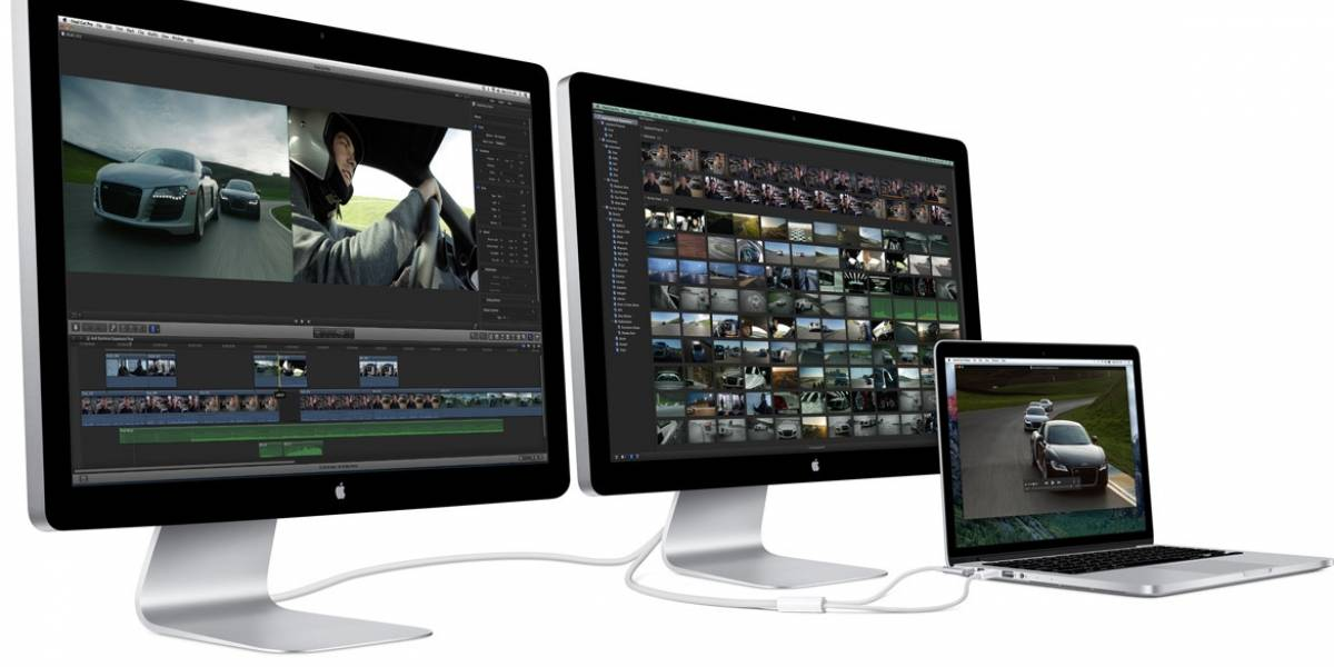 Nuevo monitor de Apple 5K vendría con GPU integrada