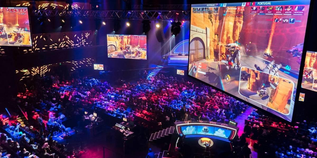 Blizzard Arena será un estadio para torneos de videojuegos