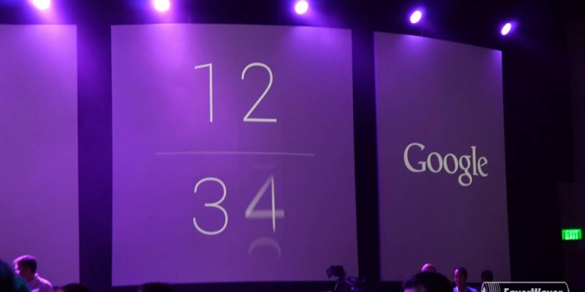 Sigue el segundo día de Google I/O con FayerWayer desde San Francisco #IO13