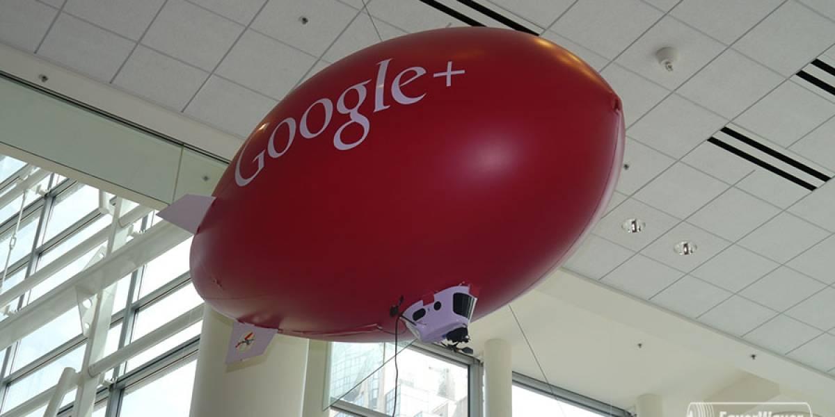 Hangouts y la posibilidad de chatear con cualquiera que tenga Google+