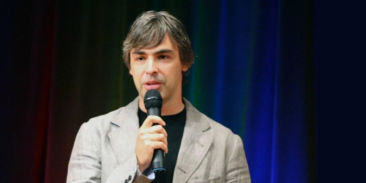 Larry Page: Los reportes que acusan a Google de dar información al gobierno son falsos