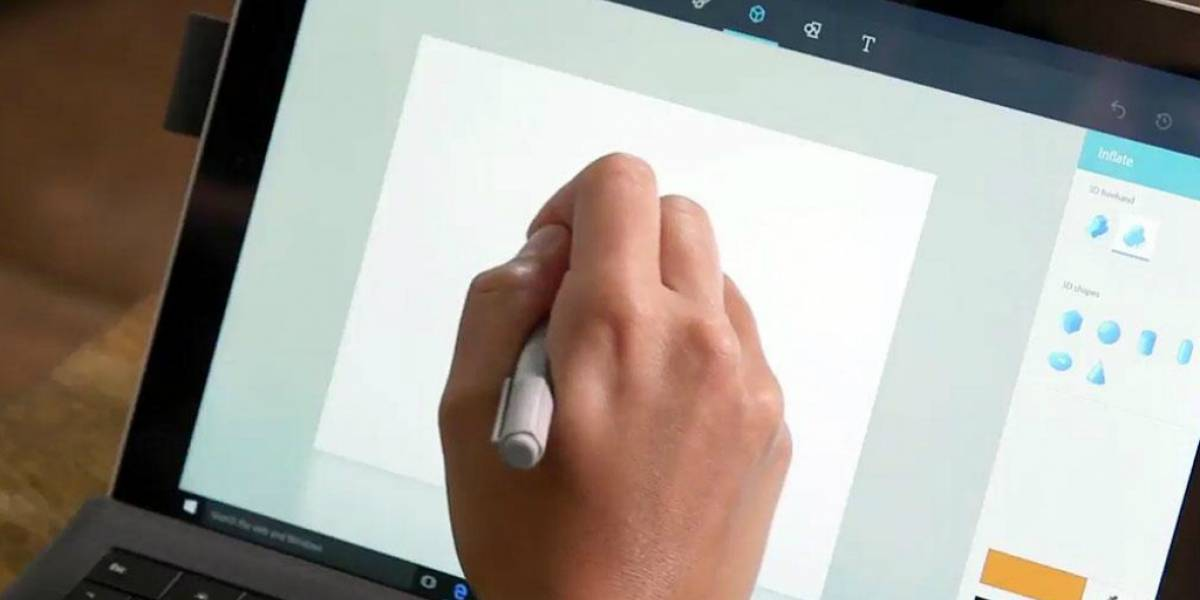 Instala el nuevo Paint 3D en Windows 10 sin ser Insider