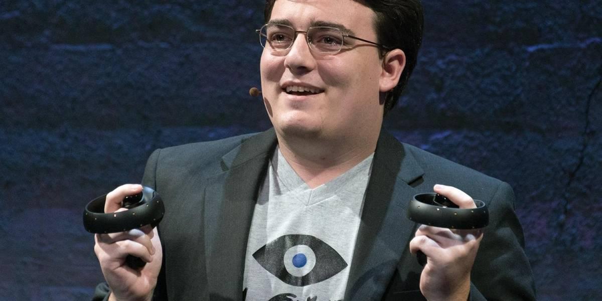 Palmer Luckey no asistió a Oculus Connect para evitar ser una distracción